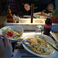 Photo taken at Vapiano by danja w. on 1/14/2013