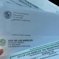 Captivating Photo Taken At City Of LA   Office Of Finance By Jorgette Joanne On 1/