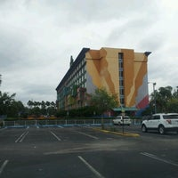 Photo taken at Orlando Vista Hotel by Jonathan F. on 10/28/2012
