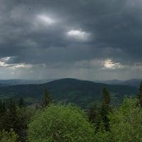 Photo taken at Luboń Wielki by Błażej B. on 5/30/2015