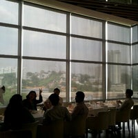 Photo taken at Sage Restaurant & Wine Bar by Fiona Jiyoung M. on 10/11/2012