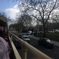 Photo taken at Big Bus Tours - London by Muhd Z. on 3/14/2016