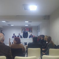Photo taken at Cumhuriyet Halk Partisi İzmir İl Başkanlığı by Onur Cem O. on 1/29/2018