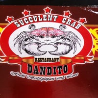 Photo taken at Dandito Seafood   Restaurant by Wulan A. on 4/3/2015
