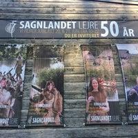 Photo taken at Sagnlandet Lejre by Ebru K. on 11/8/2015