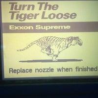 Photo taken at Exxon by Doyle W. on 10/10/2012