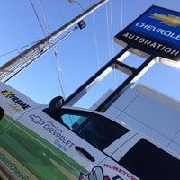 Photo taken at AutoNation Chevrolet Spokane Valley by Doyle W. on 4/29/2014