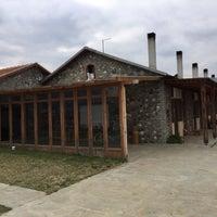 Photo taken at Ξενώνας Ιχνηλάτης by Chris on 2/8/2016