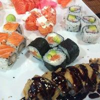 Photo taken at Sushi by Juliana H. on 9/17/2013
