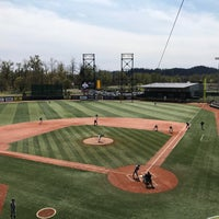 Photo taken at PK Park by Taylor P. on 4/9/2017