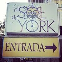 Photo taken at El Sol de York by José Luis P. on 11/19/2014