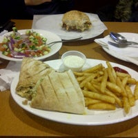 Photo taken at Yummy Grill by Victoria G. on 11/25/2012