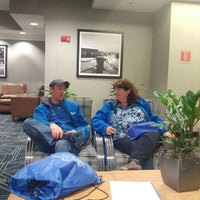 Photo taken at Four Points by Sheraton Boston Logan Airport by Chad M. on 11/6/2017