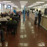 Photo taken at Palm Beach County Tax Collector by Chad M. on 4/1/2013