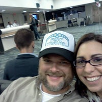 Photo taken at Gate D8 by Chad M. on 11/14/2012