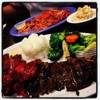 Photo taken at The Loft Hawaiian Restaurant by Jojo T. on 3/12/2014