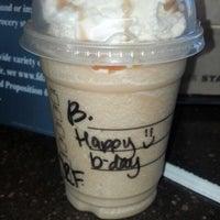 Photo taken at Starbucks by Belinda L. on 10/16/2012