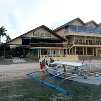 Photo taken at La Laguna Beach Club & Dive Centre by Ahmed S. on 3/11/2013