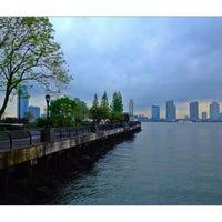 Photo taken at Pier 25 - Hudson River Park by Alisa K. on 5/11/2013