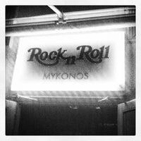Photo taken at Rock n' Roll by Konstantinos K. on 6/25/2013
