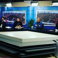 Photo taken at Es TV | Anadolu Gazetesi by Erkan M. on 12/19/2016