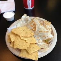 Photo taken at 360 Degree Gourmet Burrito by JD S. on 5/24/2013