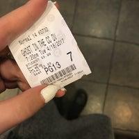 Photo taken at Starplex Cinemas Normal Stadium 14 by Megan J. on 4/19/2017