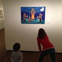 Photo taken at Fred Jones Jr. Museum of Art by Bill D. on 10/5/2012