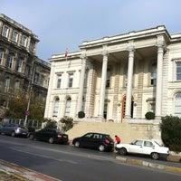 Photo prise au İstanbul Teknik Üniversitesi par M.Haki Ö. le11/4/2012