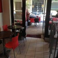 Photo taken at L.V. Caffé (Espresso Bar) by Gus T. on 2/26/2013