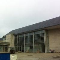 Photo taken at Mairie de Bourg-Blanc by Jocelyn B. on 4/15/2013
