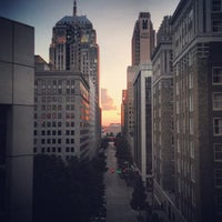 Photo taken at The Skirvin Hilton Oklahoma City by Robert T. on 7/27/2013
