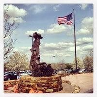 Photo taken at National Cowboy & Western Heritage Museum by Robert T. on 3/28/2013