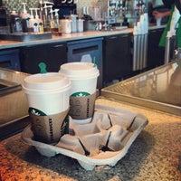 Photo taken at Starbucks by Robert T. on 5/11/2013