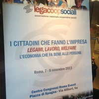 Photo taken at Centro Congressi Piazza di Spagna - Roma Eventi by Alessandro G. on 11/8/2013