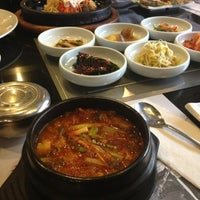 Photo taken at Mother's Korean Grill by Alaina M. on 6/30/2013