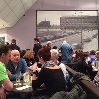 Photo taken at Brasserie Zuidplein by Jaspio H. on 1/25/2014