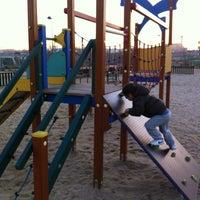 Photo taken at Parque Infantil Los Angeles by Juan Ignacio S. on 12/28/2012