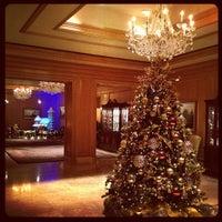 Photo taken at The Ritz-Carlton, Cleveland by leeleechicago on 12/6/2012
