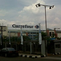 Photo taken at Carrefour by Nandy W. on 10/18/2012