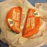 Photo taken at Taco Bell by Anthony D. on 10/22/2012