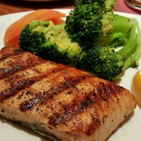 Photo taken at Outback Steakhouse by Terri F. on 2/14/2016