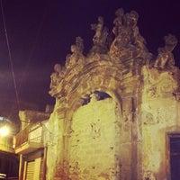 Photo taken at Villa Palagonia by Giuseppe D. on 8/15/2013