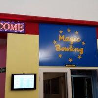 Photo taken at Magic Bowling by LaSh00 on 2/27/2014
