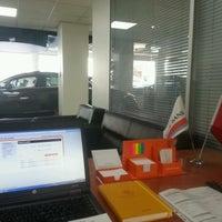 Photo taken at Bostancıoğlu Otomotiv by Fatih B. on 9/2/2016