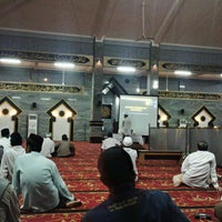 Photo taken at Masjid Raya Al-Musyawarah by Ayah Bayu M. on 7/12/2013