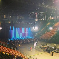 Photo taken at EagleBank Arena by Laurel F. on 2/14/2013