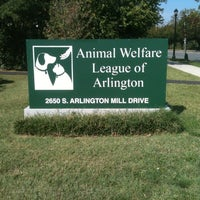 Photo taken at Animal Welfare League of Arlington by Seoul F. on 9/22/2012