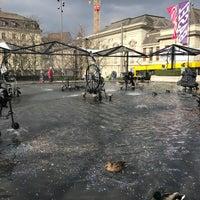 Foto diambil di Tinguely-Brunnen oleh Betül G. pada 2/21/2018