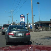 Photo taken at Delta Sonic Car Wash by Anthony M. on 3/9/2013